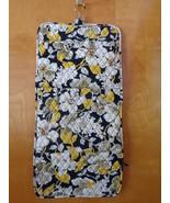 Vera Bradley Dogwood Keep It Up Organizer Travel Bag Jewelry Makeup Case... - $39.99