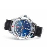 Vostok Komandirskie 431289 / 2414a Military Russian Watch U-boot Submari... - $36.48