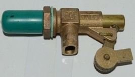 Watts 0780004 Lead Free 1/2 Inch Bronze Heavy Duty Float Valve image 2