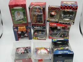 Jeff Gordon Ornaments #24 NASCAR Christmas Decoration 2001 2003 - $43.35