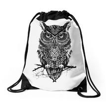 Owl Drawstring Bags - $30.00