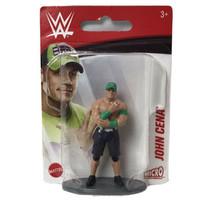 """John Cena WWE Wrestling Mini Figure 3"""" Mattel NEW Cake Topper - $7.91"""