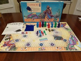 Vtg EMPEROR'S CHALLENGE 1986 DISCOVERY TOYS BOARD GAME 2-4 PLAYERS age 8... - $266,97 MXN