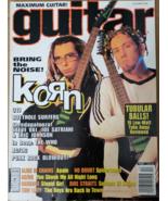 GUITAR Magz Dec 1996: KORN, 311, WHO, AC/DC Steve Vai/Eric Johnson/Joe S... - $10.95