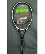 NEW Prince Textreme Warrior 100 Tennis Racquet 4 1/4  Strung - $108.84