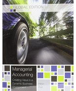 Managerial Accounting (Asia Higher Education Business & Economics Accoun... - $29.95