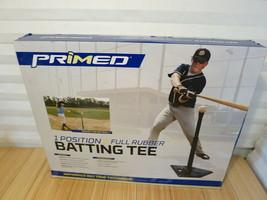 Primed One Position Full Rubber Batting Tee - $37.39