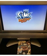 Sims Bustin' Out (Sony PlayStation 2, 2003) PS2 Game Black Label Complet... - $9.49