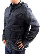 NEW PUMA MEN'S FERRARI CONCEPT ZIP UP WATERPROOF JACKET VEST SET BLACK 567063 01 image 3