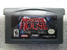 Nintendo Gameboy Advance Monster House - $4.95