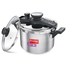 Prestige Clip on Stainless Steel Pressure Cooker with Glass Lid Expedite... - €131,19 EUR
