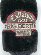 Callaway Golf Big Bertha War Bird Sole Plate Three Wood Golf Club Cover (Black) - $17.77