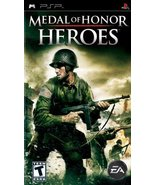 Medal of Honor Heroes - Sony PSP [Sony PSP] - $6.01