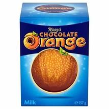 Terry's Chocolate Orange Ball in MILK chocolate 157g from UK FREE SHIPPING - $11.34