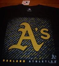 Oakland Athletics A's Mlb Baseball T-Shirt Xl New w/ Tag - $19.80