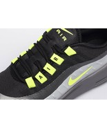 NIKE AIR MAX AXIS YOUTH SIZE 5.0 SAME AS WOMAN 6.5 NEW BLACK VOLT COMFOR... - $109.99