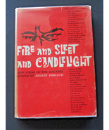 Arkham House Fire And Sleet And Candlelight HC/DJ First Edition - $49.99