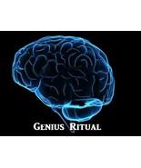 HEIGHTEN IQ RITUAL GET SMART & SUCCESSFUL STRENGTHEN MEMORY VOODOO MAGIC TALISMA - $49.00