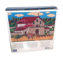 """Hometown Collection 1000 Pc Jigsaw Puzzle 18.94""""x26.75"""" Mission Dolores - $21.28"""