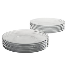 Anchor Hocking 8-Inch Presence Glass Salad Plate, Set of 12 - $34.81