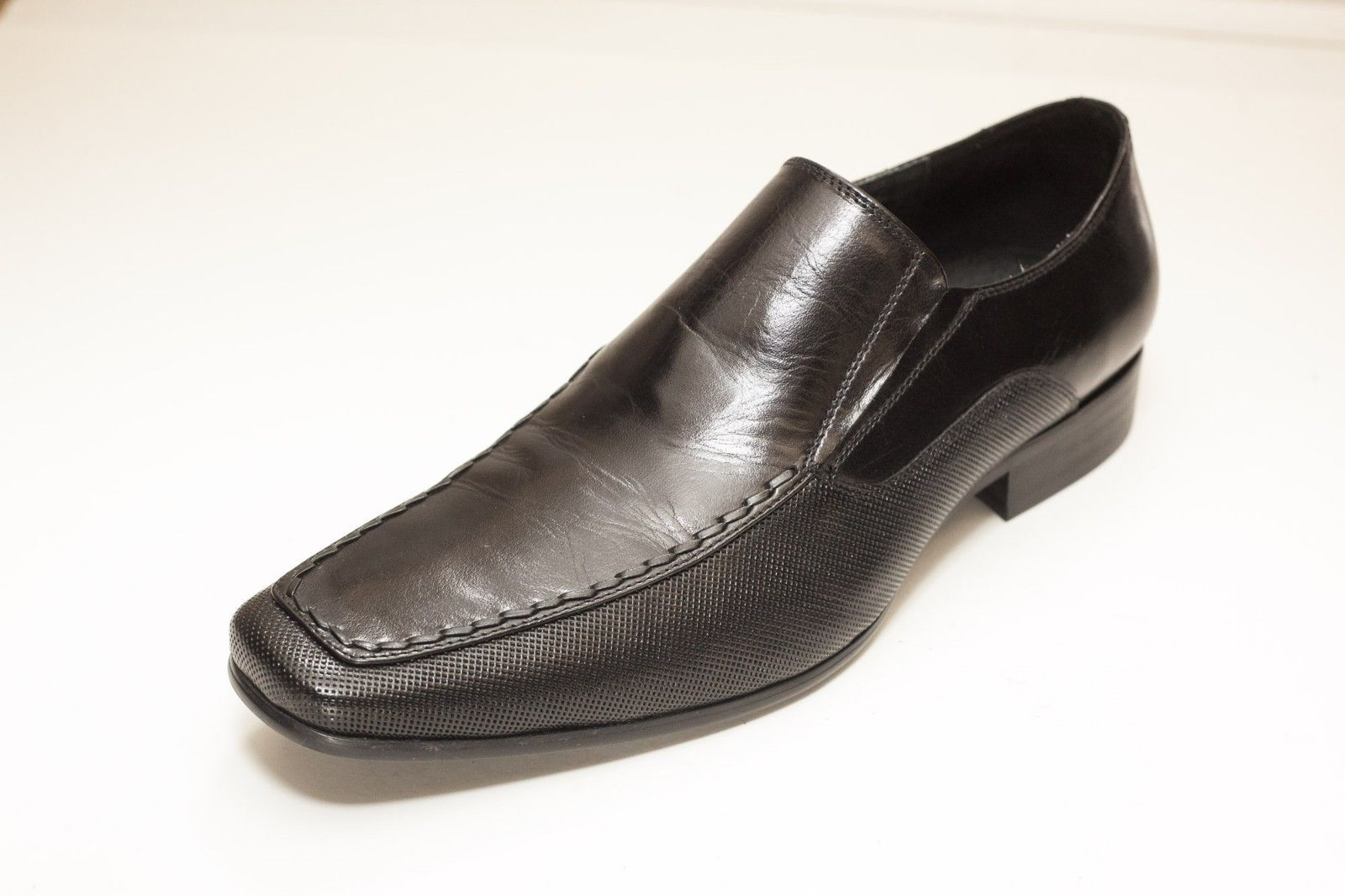 4a1570f1e0d Steve Madden Size 11 Black Slip On Loafer and 50 similar items