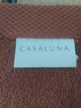 """Casaluna- Organic Bath Towel - 30""""x56""""- Clay  image 4"""