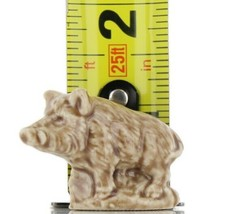 Whimsies Wade England Miniature Canadian Series Wild Boar image 2