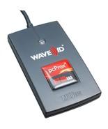 RF Ideas pcProx Plus Enroll With Iclass ID USB Reader Blackr RDR-80081AKU - $144.90