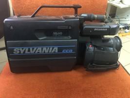 Sylvania Ccd Vhs Hq Video Camera - $108.90