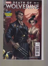 Death Of Wolverine #003 Variant Edition Midtown Comics Nyc Exclusive - $9.79