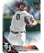 Baseball Card- Francisco Rodriguez 2016 Topps #US269 - $1.00