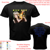 Neko Case - Hell On 1 Shirt Album Concert Tour Size Adult S-5XL Youth Ba... - $20.00+