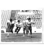 Vintage 1960's Football Press Photo of a Texas Tech Red Raiders Offensiv... - $14.85
