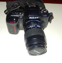 VINTAGE CAMERA- NIKON N6006- LENS- 35-80MM 1:4-5.6 - EXC. - $191.10