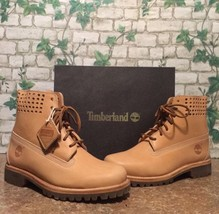 NEW TIMBERLAND X HORWEEN 6-IN PREMIUM PERFORATED COLLAR BARE NAKED A1BBJ... - $169.00