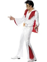 Elvis Costume,Elvis Presley Autorizzato Costume,Pop Stella,Torace - $62.09