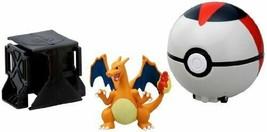Pokemon Super Pokemon getter starter Charizard set - $36.10