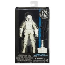 "Star Wars The Black Series Boba Fett 6"" Action Figure Gift Return of Jed... - $43.12"