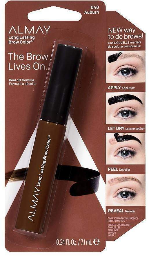 Primary image for BUY 1 GET 1 AT 20% OFF (Add 2) Almay Long Lasting Brow Color 010, 040