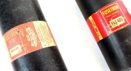 LOT OF 2 COOPER BUSSMANN FRS-400 FUSETRON FUSES FRS400 image 2