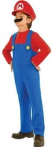 Super Mario Bro Mario Costume Child Home Baby Kid Halloween Decoration D... - $51.39