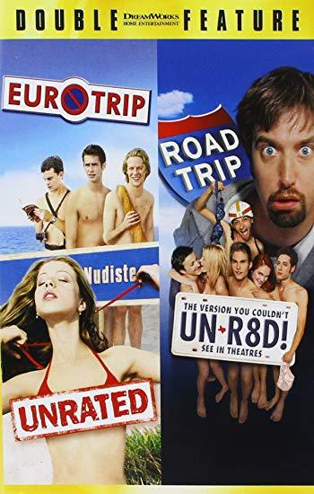 Eurotrip Unrated/Road Trip Unrated Double Feature [DVD]