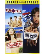 Eurotrip Unrated/Road Trip Unrated Double Feature [DVD] - $0.00