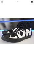 Converse  All Star Hi Sneaker Black/White 160887F Men 8.5 Women's 10.5 Unisex - $58.41