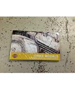 2011 Harley Davidson TRIKE Models FLHTCUTG TRI GLIDE Operators Owners Ma... - $59.35