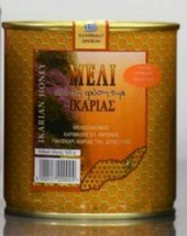 FLOWERS & FOREST HONEY Canister 900gr-31.75 from IKARIA ISLAND Unique Taste - $76.80