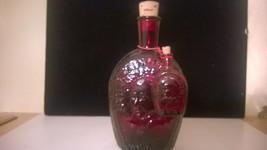 Wheaton Ruby Red Ben Franklin Bottles - $50.00