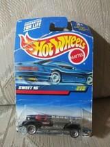 Mattel Hot Wheels Sweet 16 Die Cast Metal & Plastic Toy Car Collector #220 29275 - $8.90
