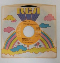Dickey Lee 74-0710 Ashes of Love A Kingdom I Call Home Vtg 70s Record 19... - £11.51 GBP