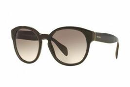 New Genuine Prada Sunglasses PR18RS UAM4K0 56mm Women's Brown Fast Ship - $136.80